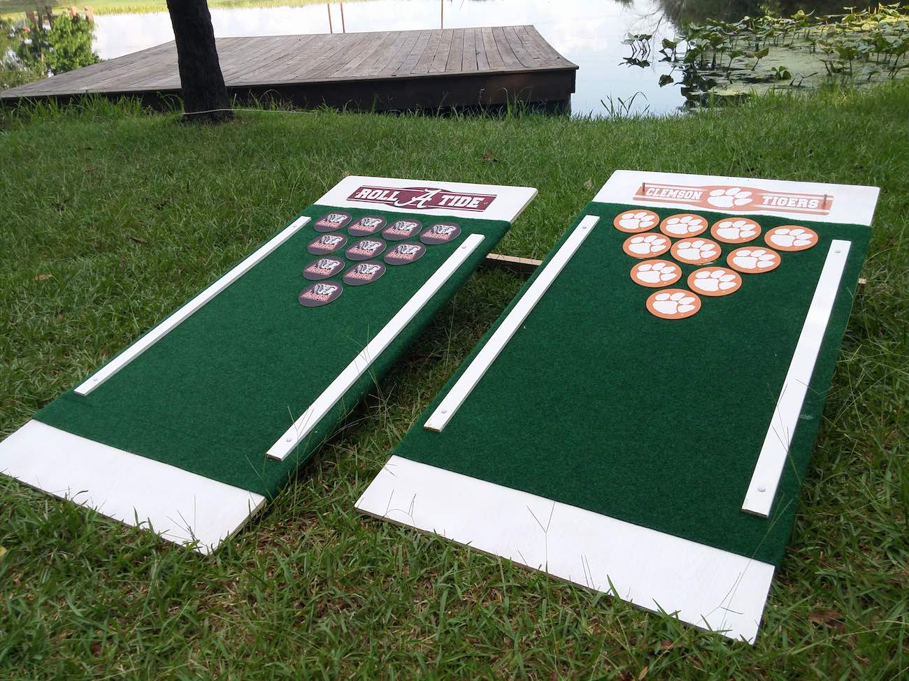 Beer Pong Golf Drinking Game