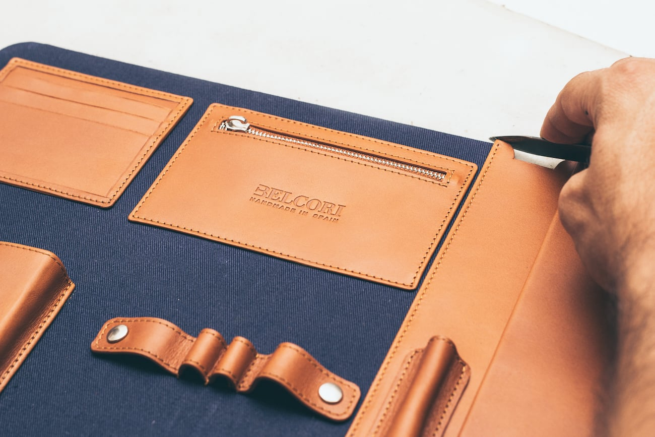 Belcori Handmade Luxury Leather Goods