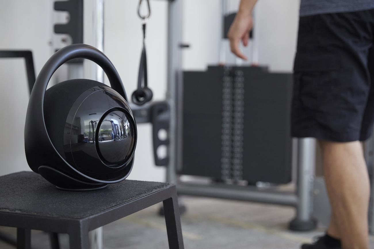 Belle Premium Speaker and Bluetooth Hub