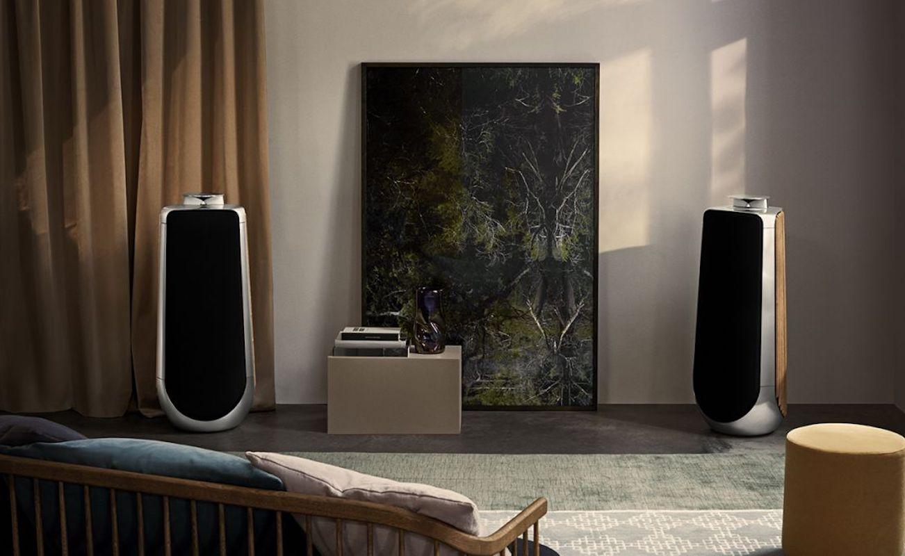 BeoLab 50 High-End Floor Loudspeaker loading=