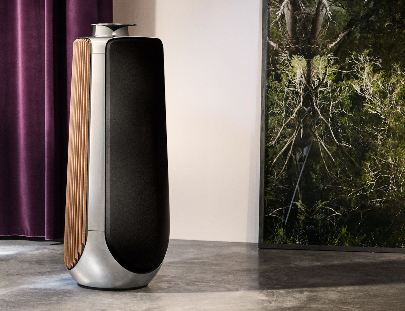 BeoLab 50 High-End Floor Loudspeaker