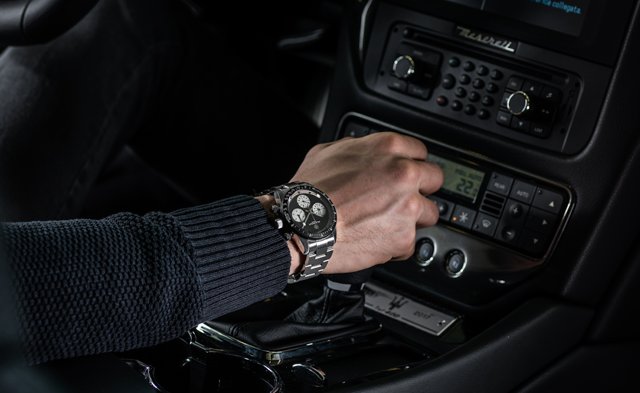 Blackout Geneve H Series Vintage Watch Collection