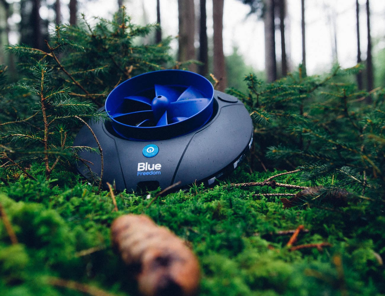 Blue Freedom Portable Hydroelectric Power Plant » Gadget Flow