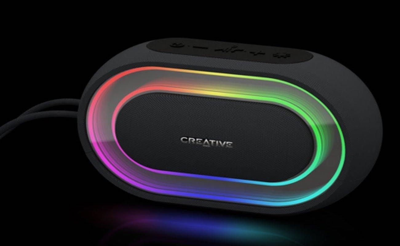 Creative Halo Programmable Light Speaker