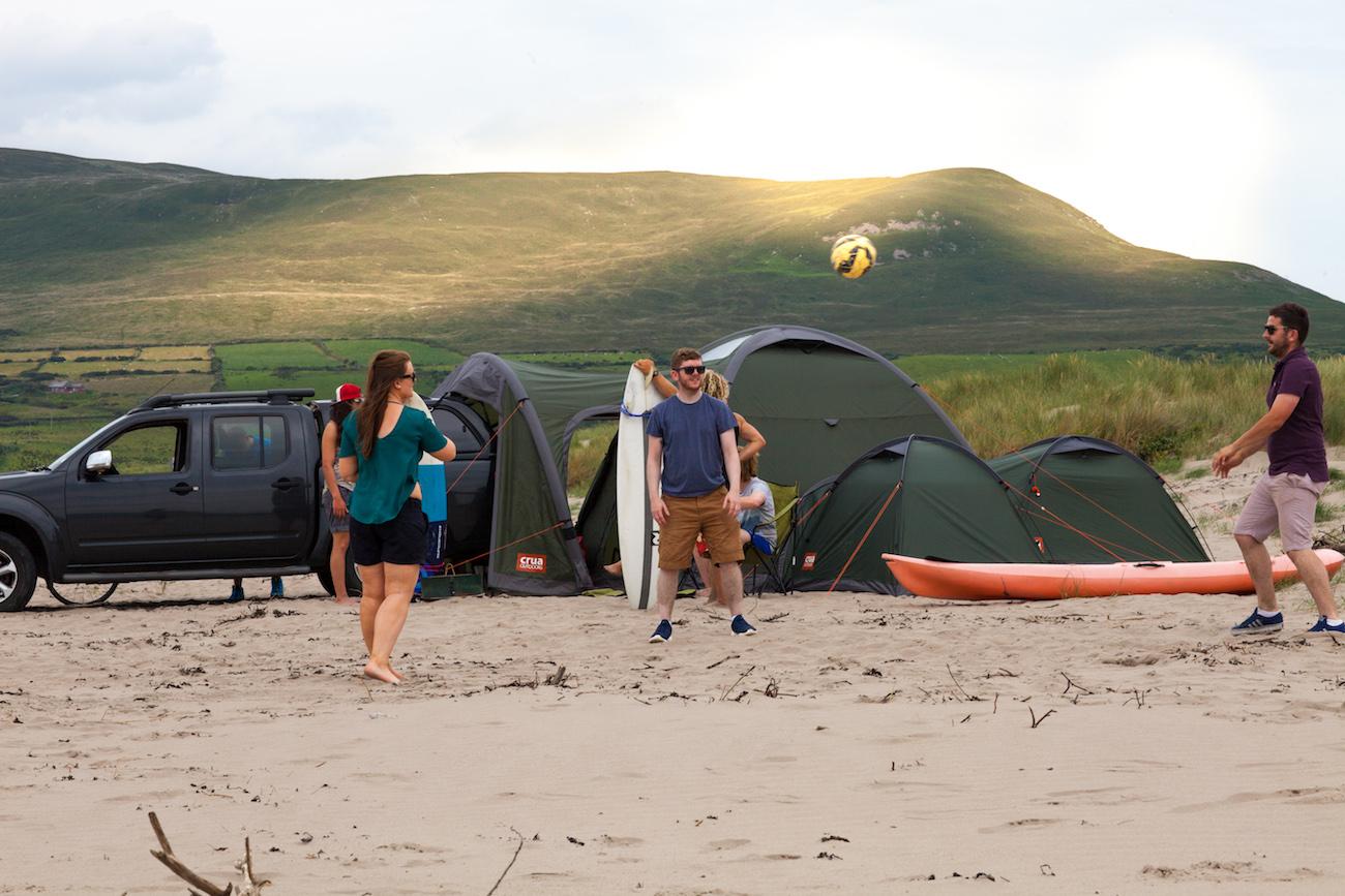 Crua Clan Customizable Tent System