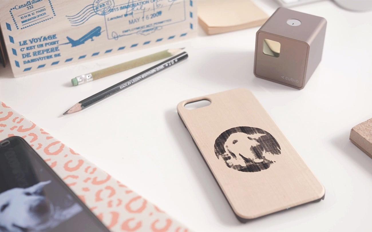 Cubiio Compact Portable Laser Engraver