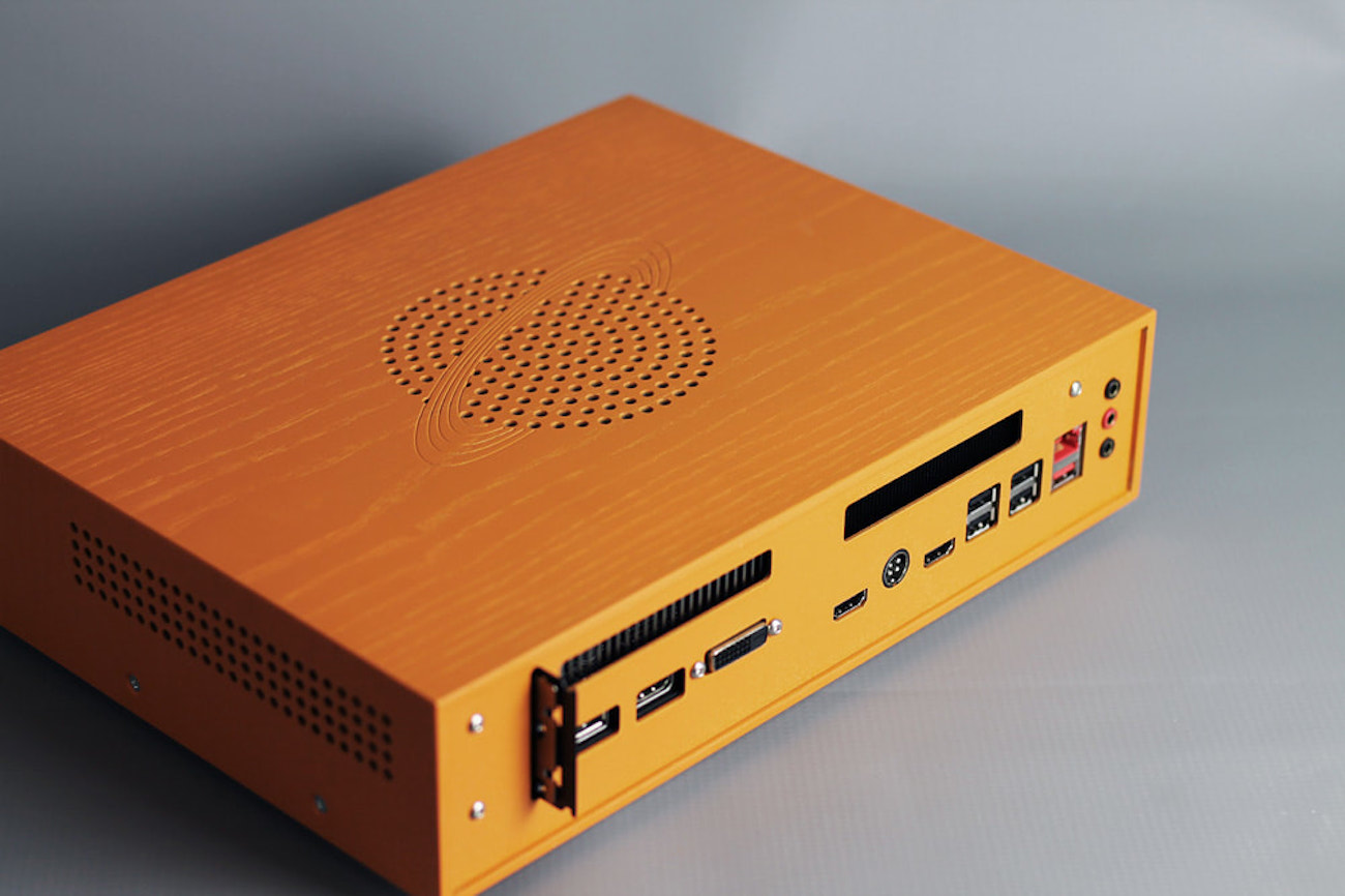 Datorbox Compact Desktop Gaming System