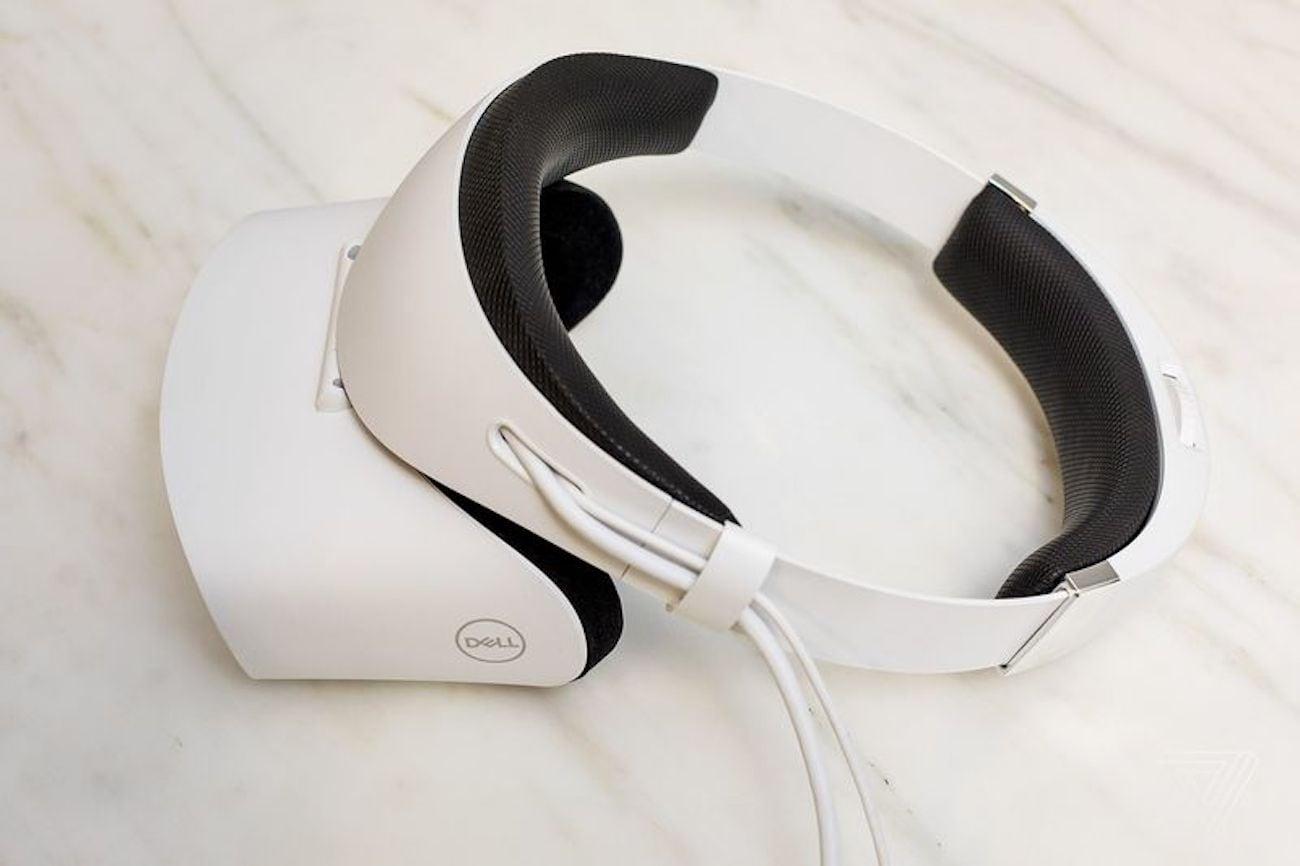 Dell Visor Wearable VR Headset