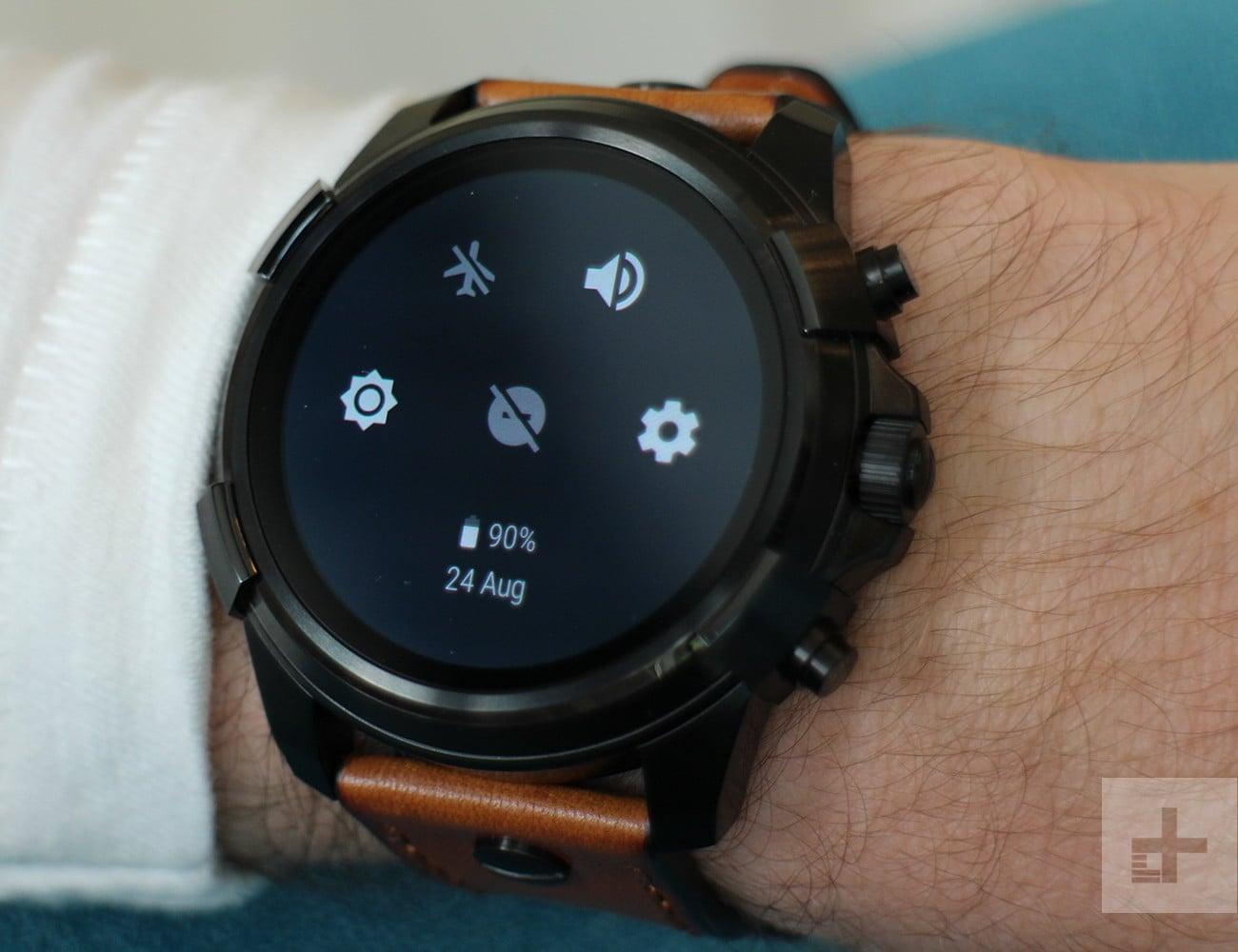 Diesel on Full Guard Smartwatch » Gadget Flow