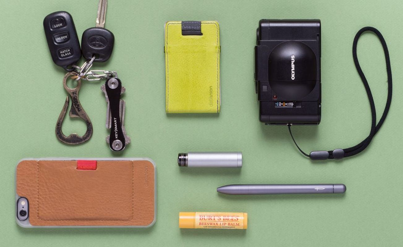 Distil Union Wally Wallet iPhone Case