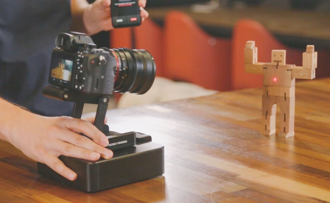 Edelkrone SurfaceONE 2-Axis Motion Control System