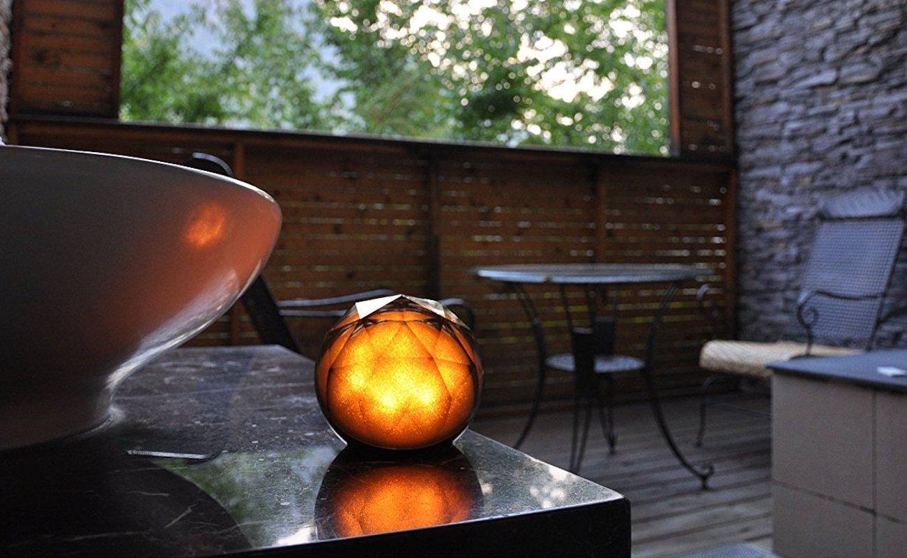 Elegiant Color Changing Speaker Ball