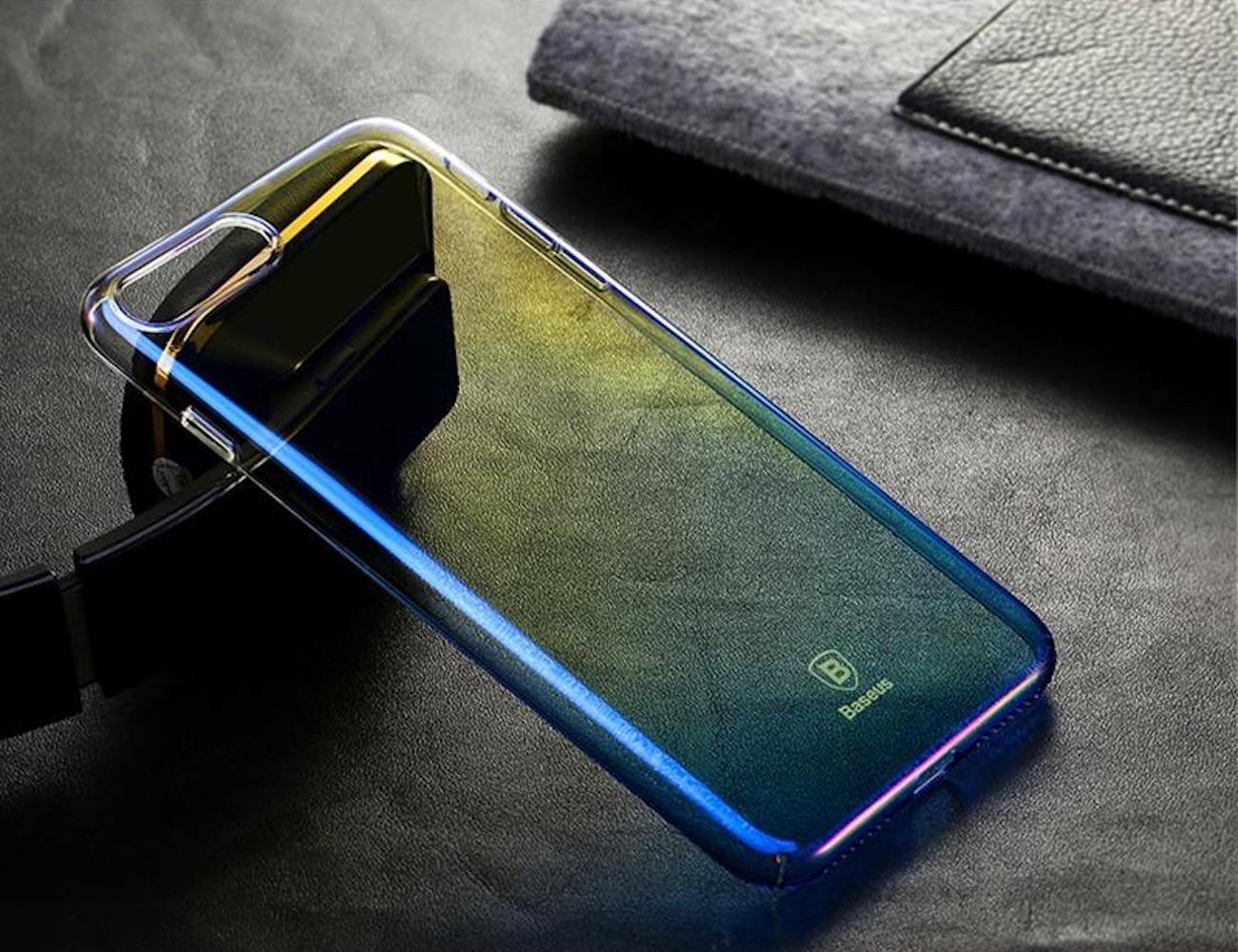 Fancy Color Gradient iPhone 7 Case