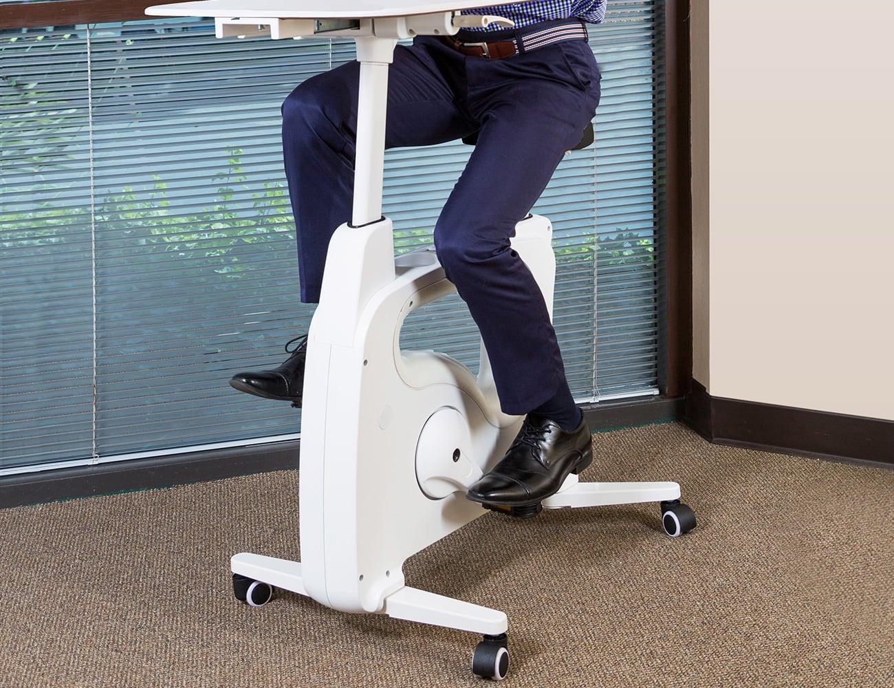 FlexiSpot Deskcise Pro Cycle Desk