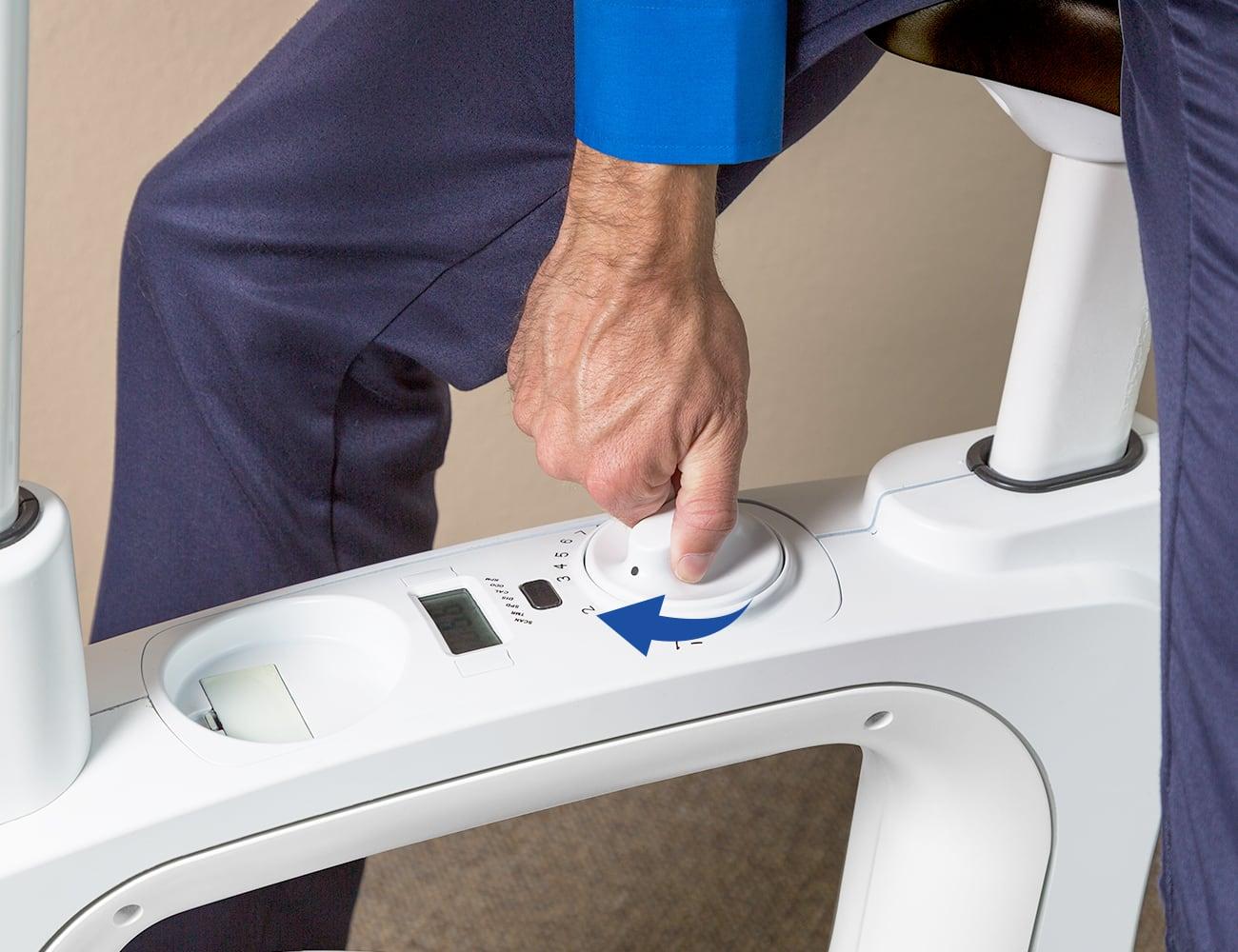 FlexiSpot Deskicise Pro Cycle Desk