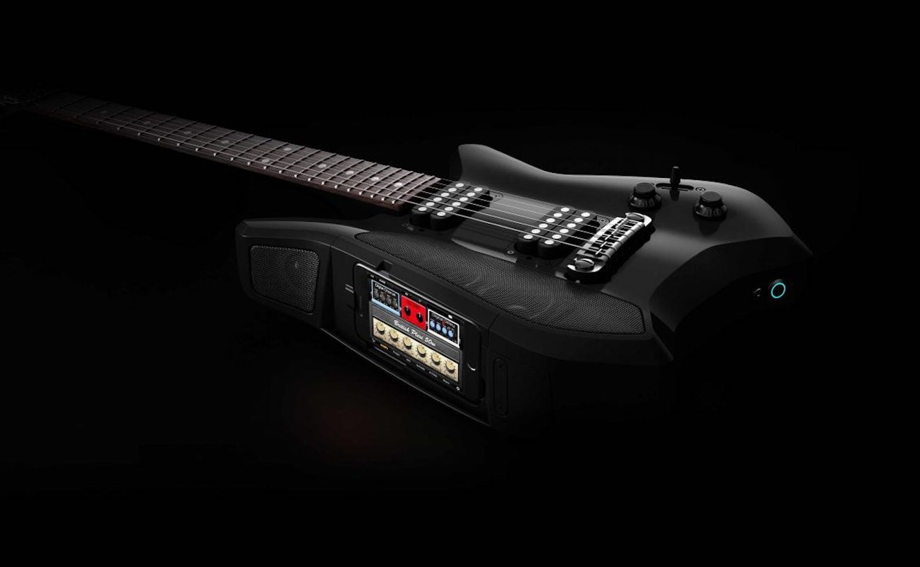 Fusion Smart Electric Guitar