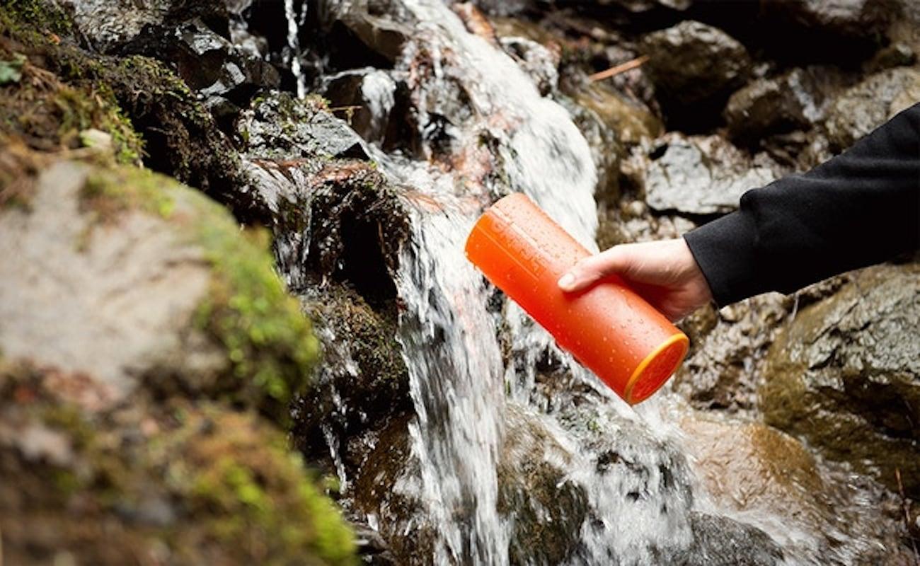 GRAYL Ultralight Portable Water Purifier