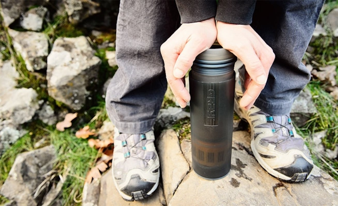 GRAYL Ultralight Portable Water Purifier