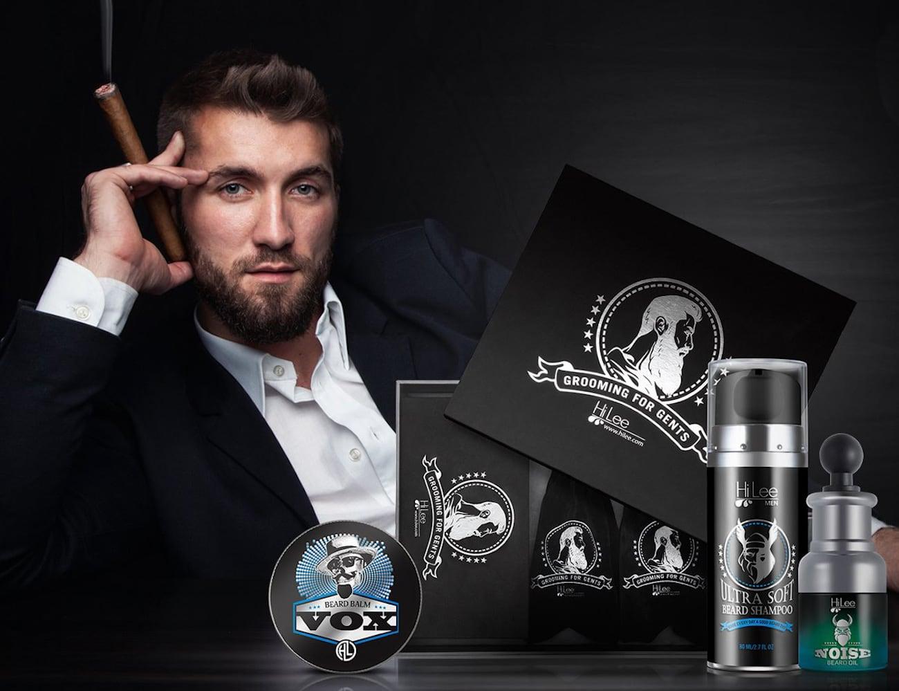 HiL%C3%A9e+Cool+Beardy+Shaving+Kit