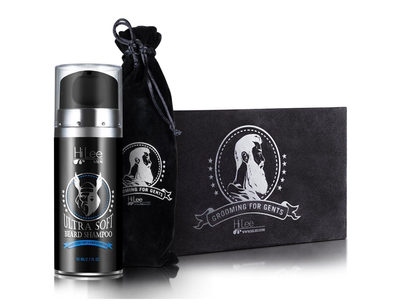 HiLée Cool Beardy Shaving Kit