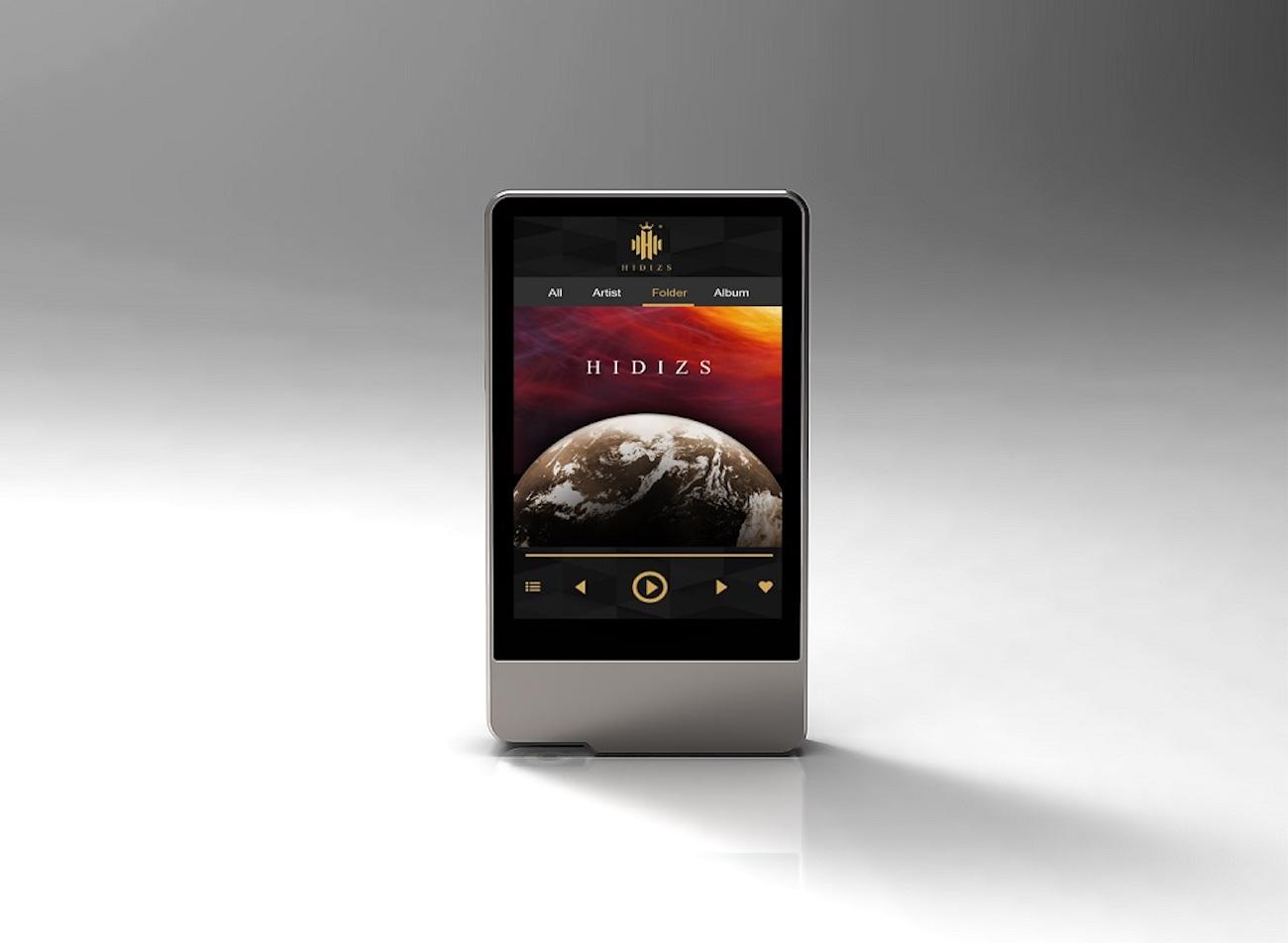 Hidizs AP200 Smart HiFi Music Player