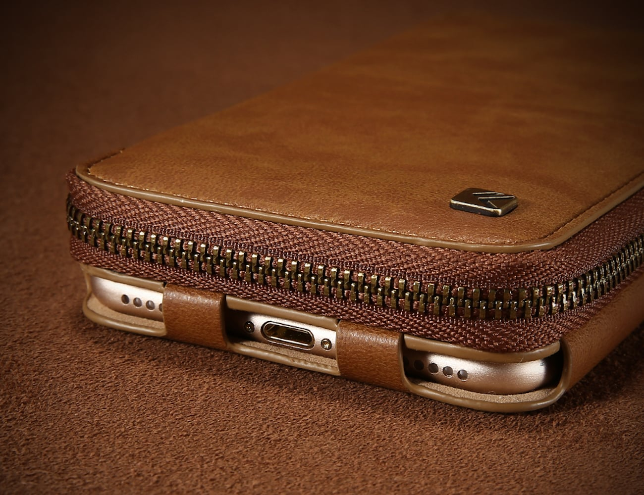 High-Quality iPhone Wallet Case