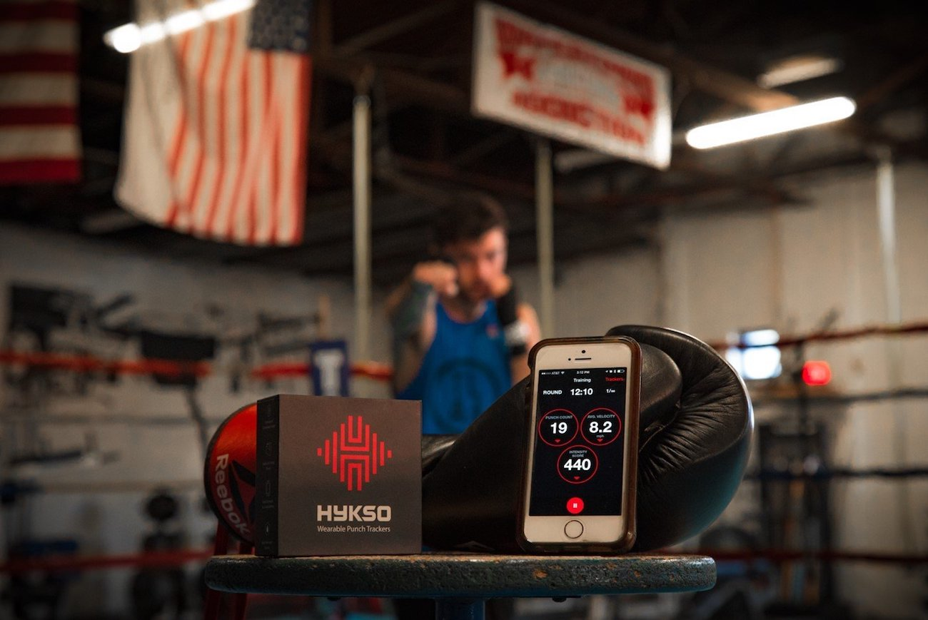 Hykso Punch Tracker System