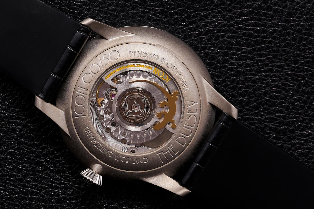 Icon Duesey Luxury Automatic Wristwatch