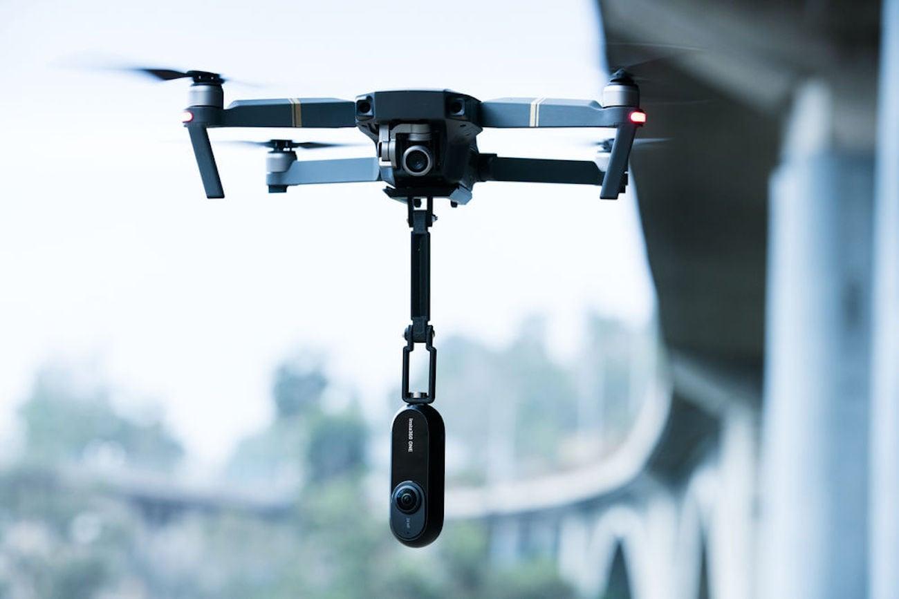Insta360 One 4K Adjustable POV Camera