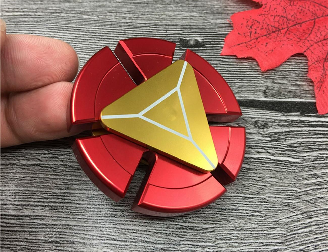 Iron Man Hand Spinner