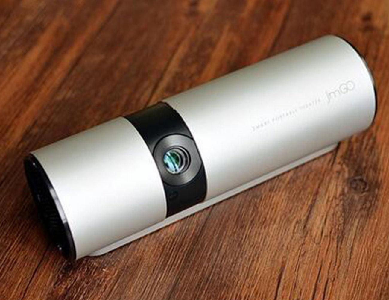 JmGO P2 Portable 3D Projector