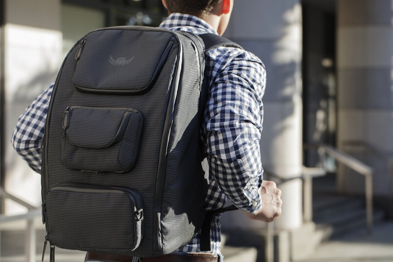 Johore 6-in-1 Everywhere Travel Bag