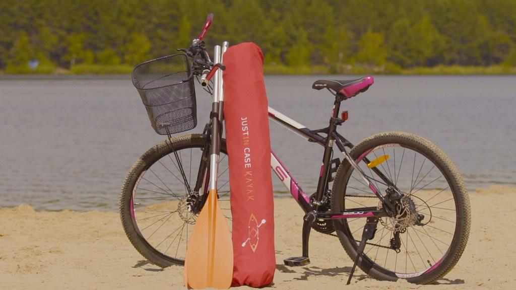 Justin Case Lightweight Kayak