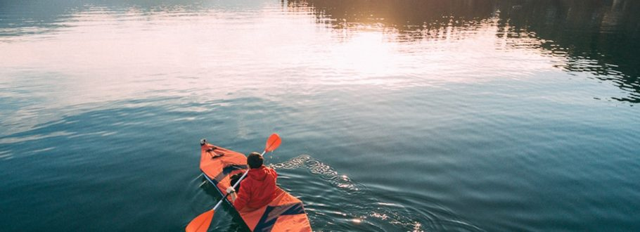 The Justin Case Folding Kayak Will Make You Crave Open Water