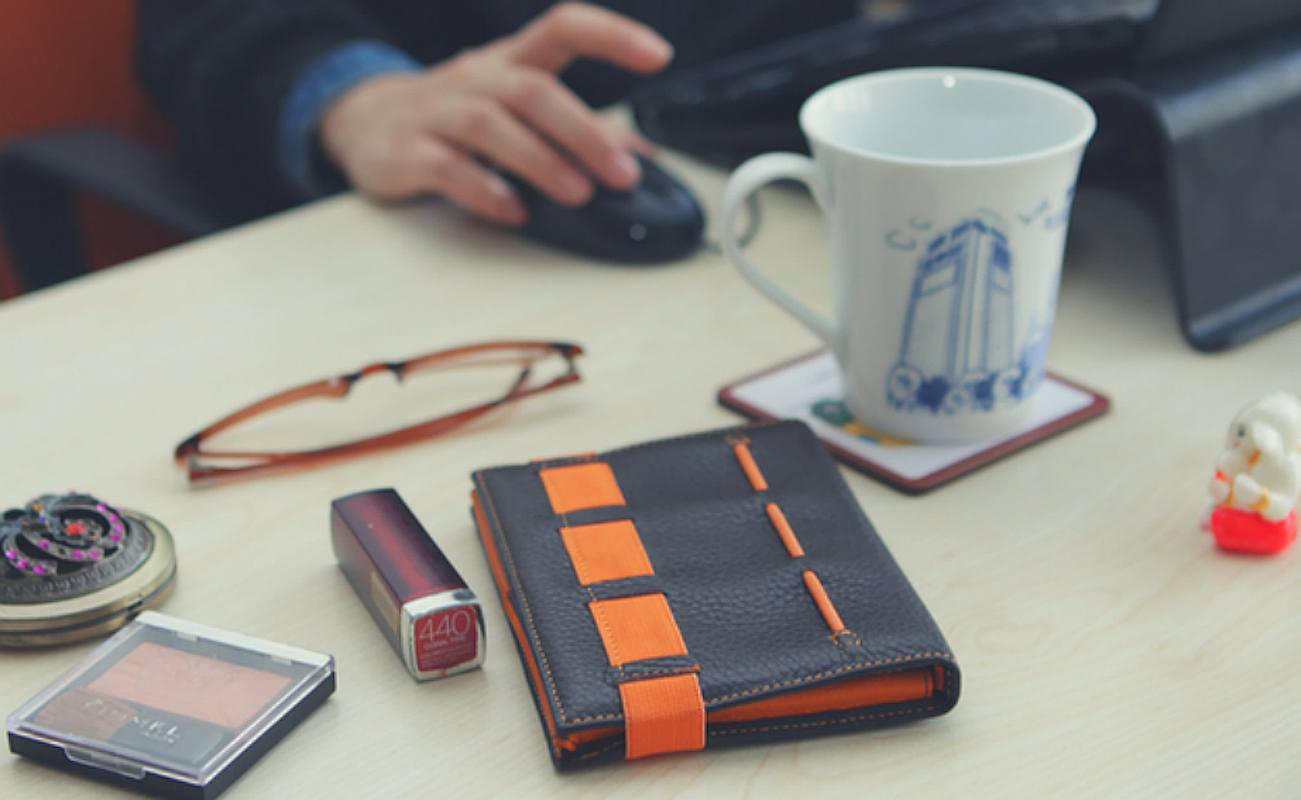KITMANA Convertible RFID Travel Wallet