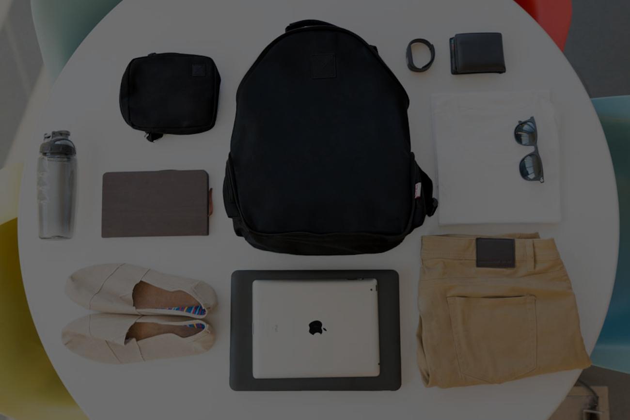 Kemies Interchangeable Skins Backpack