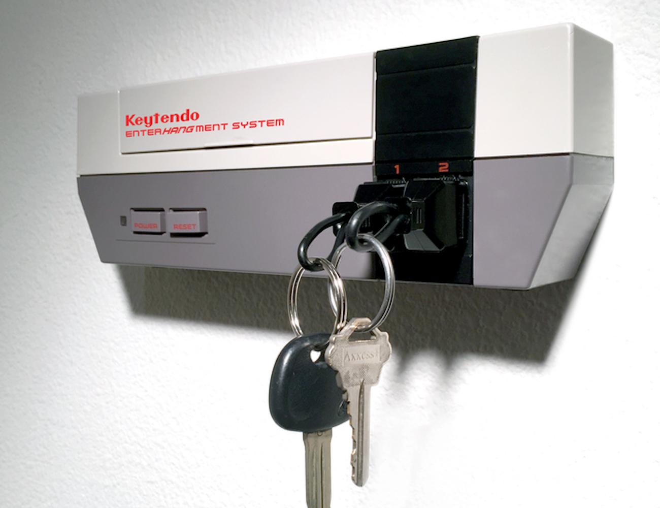 Keytendo Video Game Console Key Holder