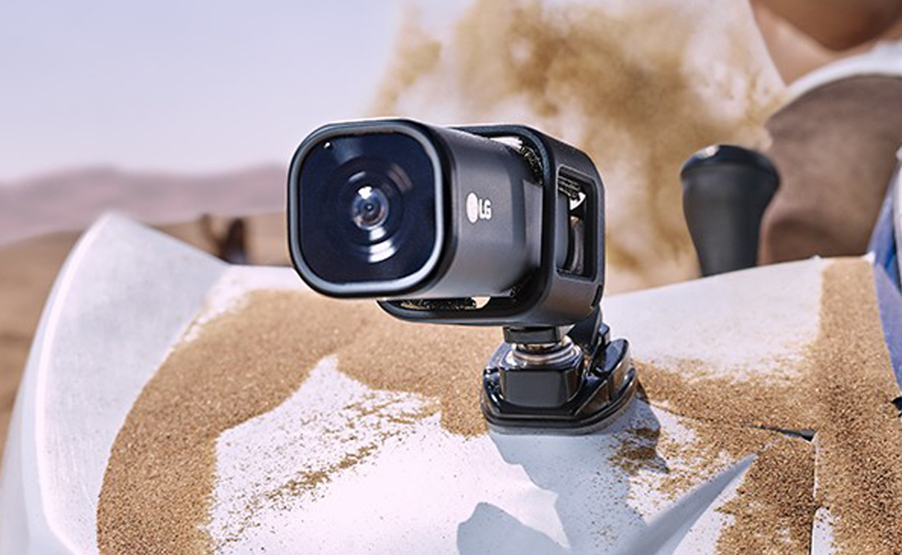 LG Action CAM LTE Camera