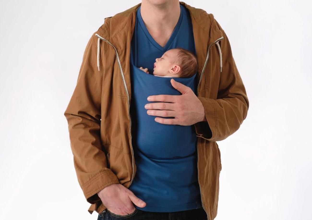 Lalabu Babywearing Dad Shirt