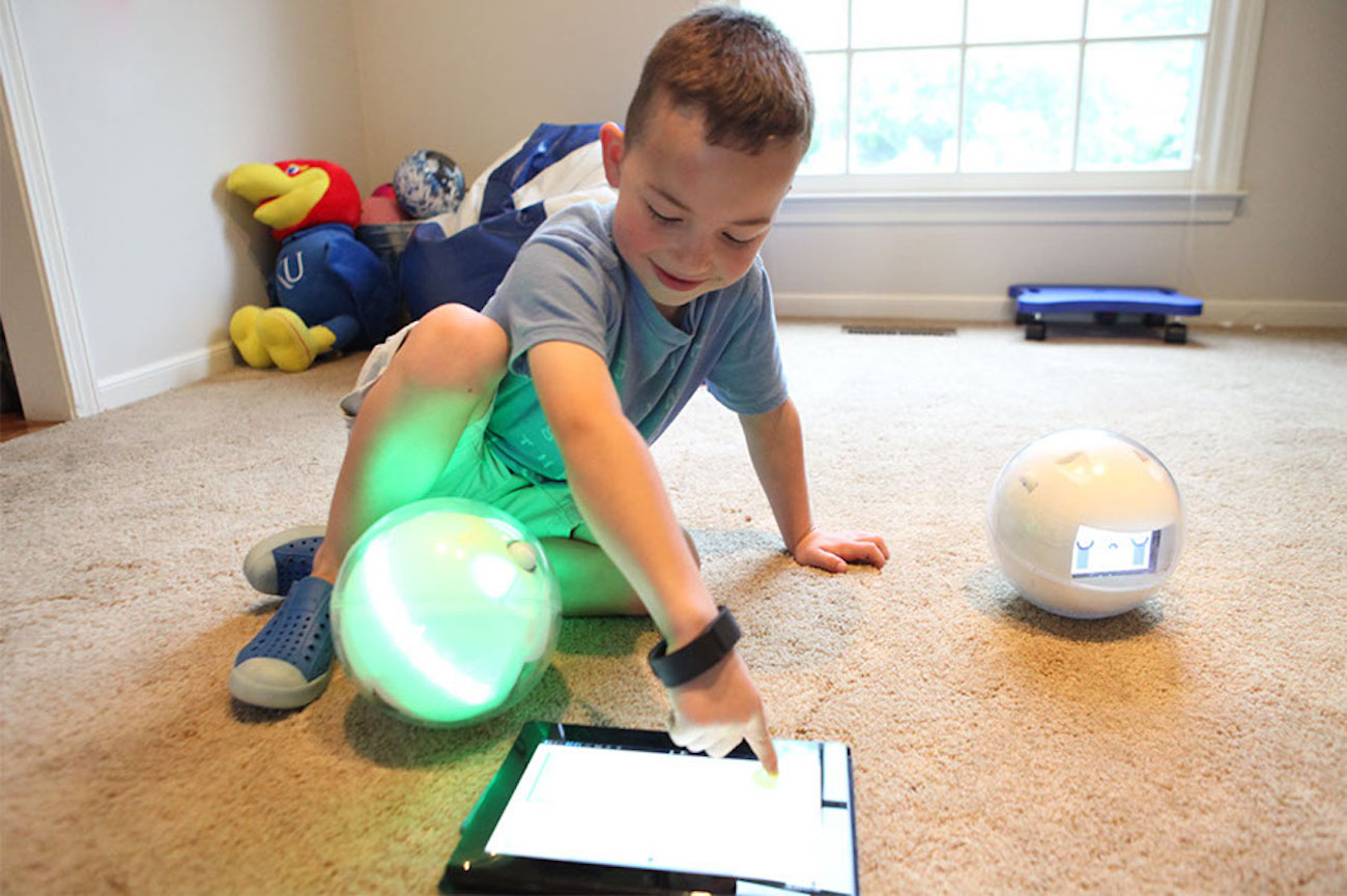 Leka Interactive Smart Toy