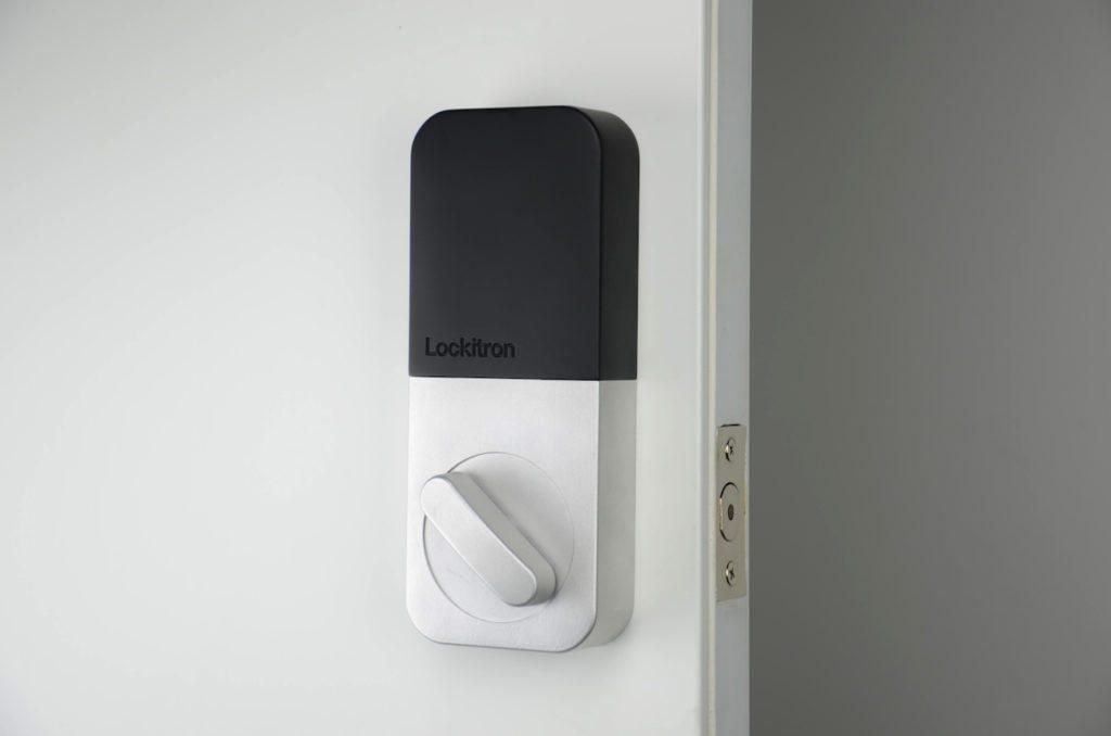 Lockitron+Bolt+Keyless+Door+Lock