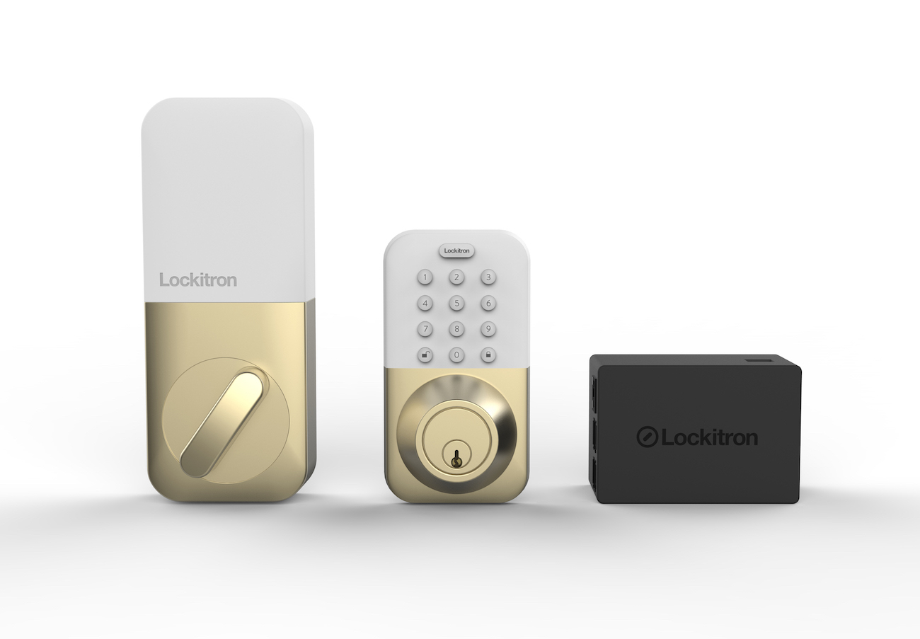 Lockitron Bolt Keyless Door Lock
