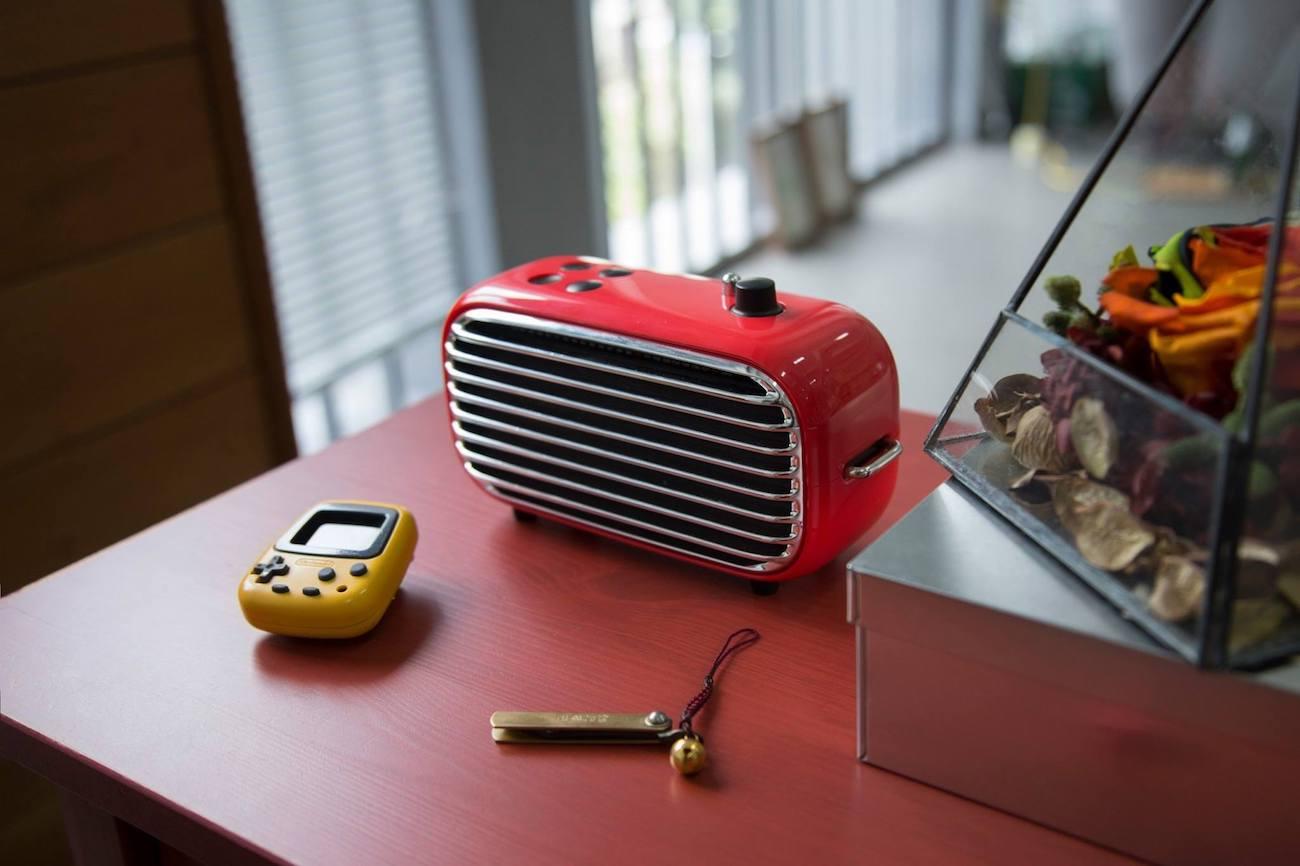 Lofree Poison Retro Wireless Speaker