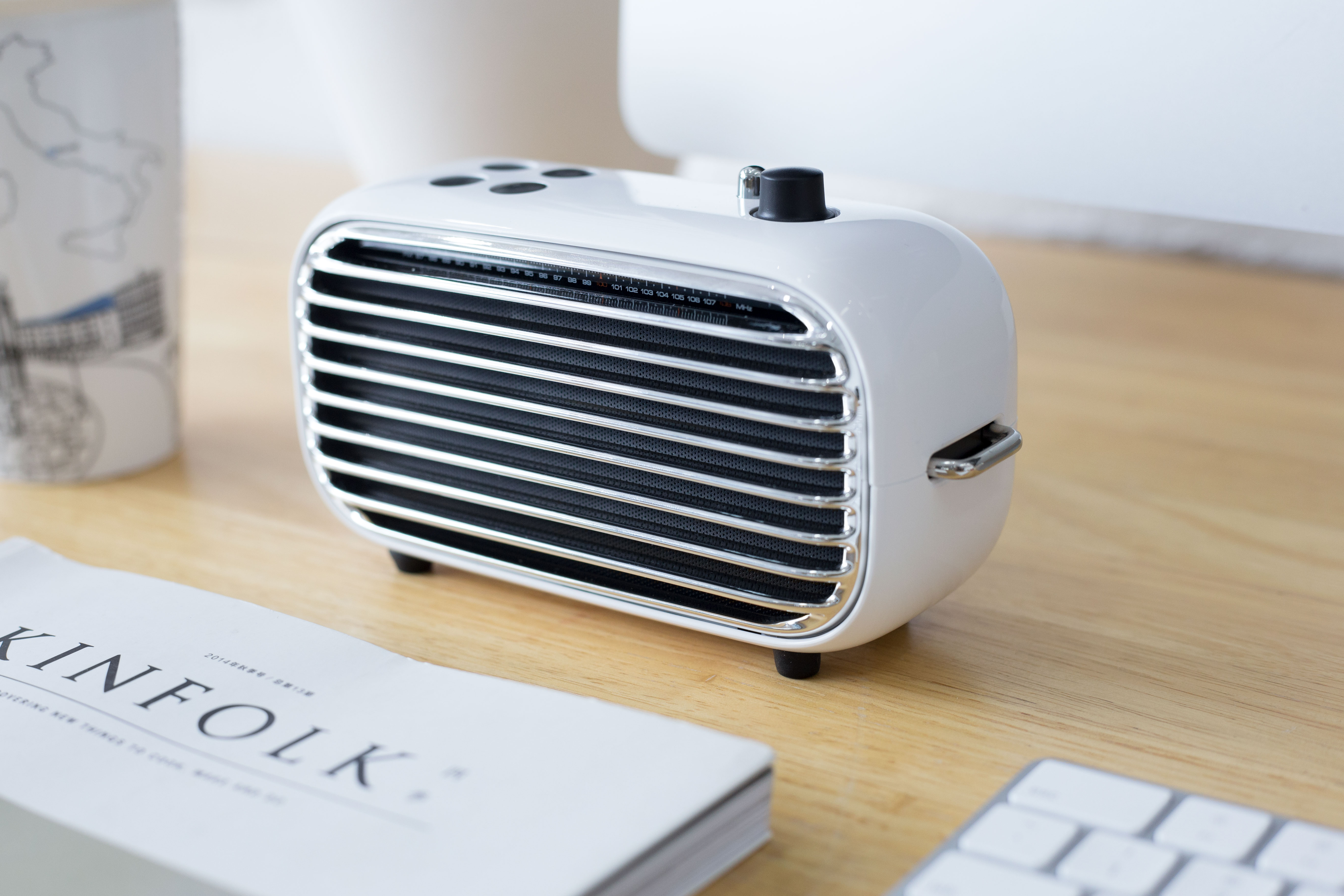 Lofree Poison Retro Wireless Speaker