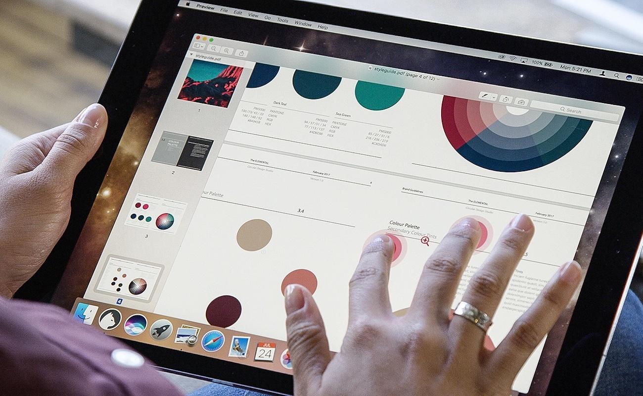 Luna Wireless iPad 2nd Display Dongle
