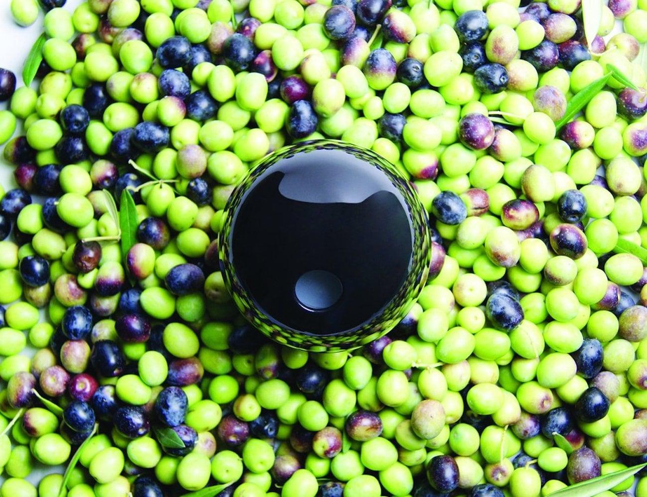 MPFX Oli Porcelain Olive Bowl