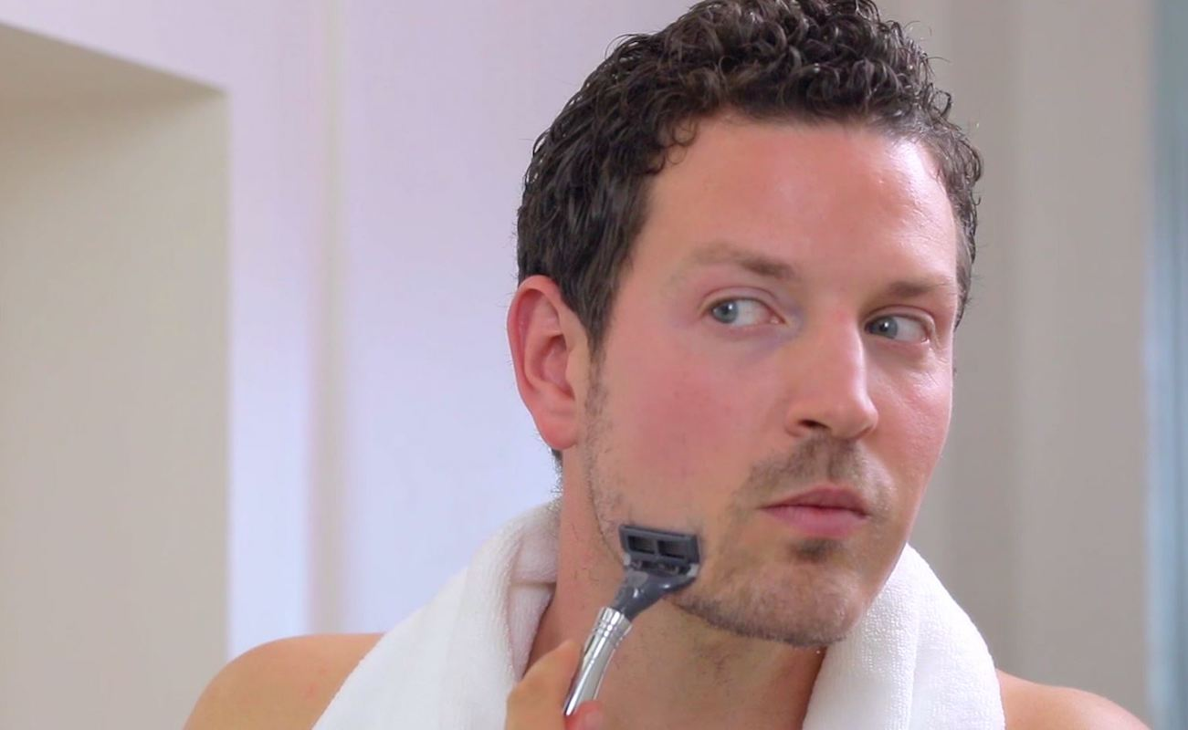 Mavericks SHAVE shaving cream
