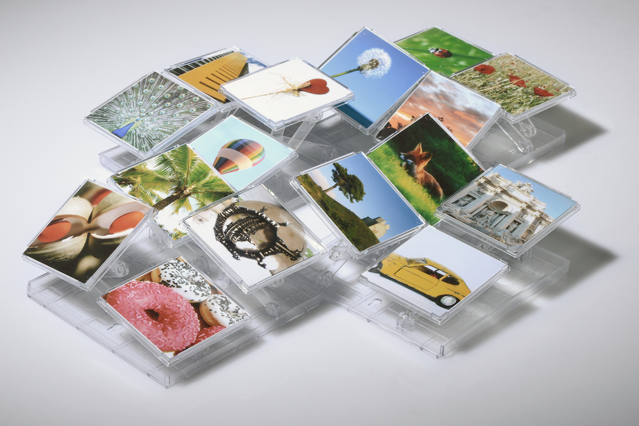 Memorywall 3D Picture Frame Display