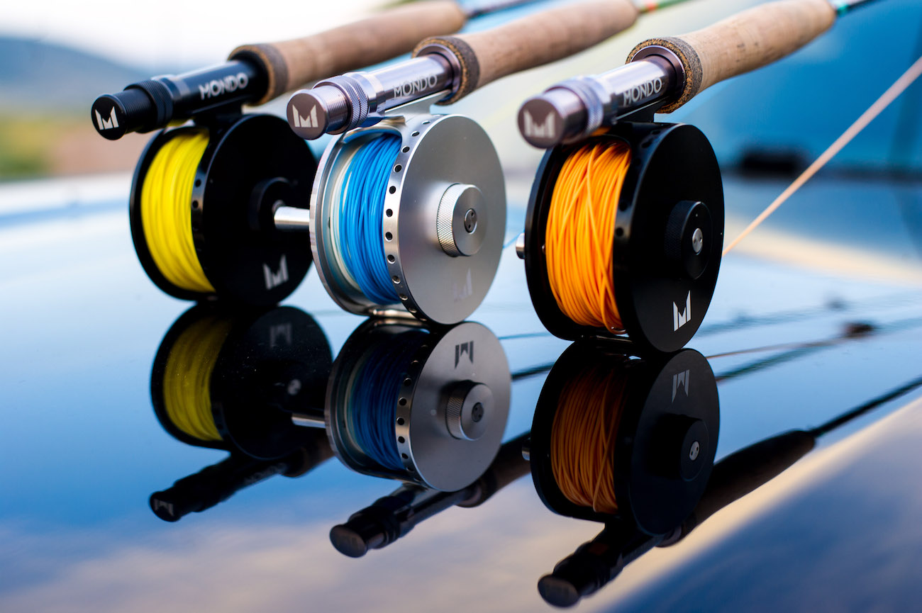 Mondo High-Performance Fly Fishing Rods