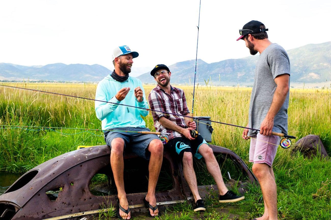 Mondo High-Performance Fly Fishing Rods